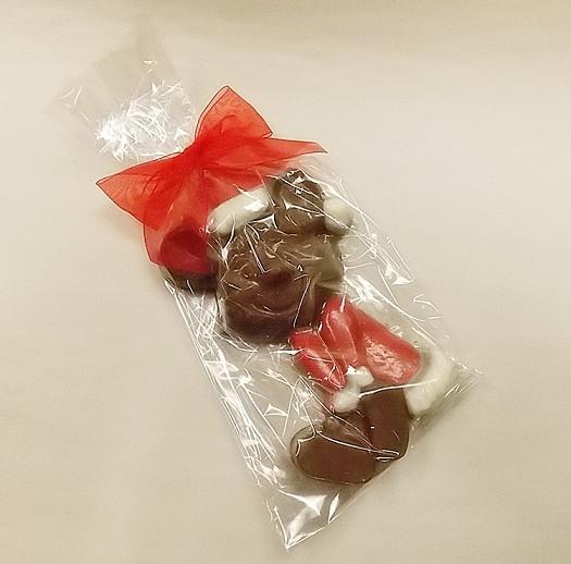 Chocolate Christmas Mouse