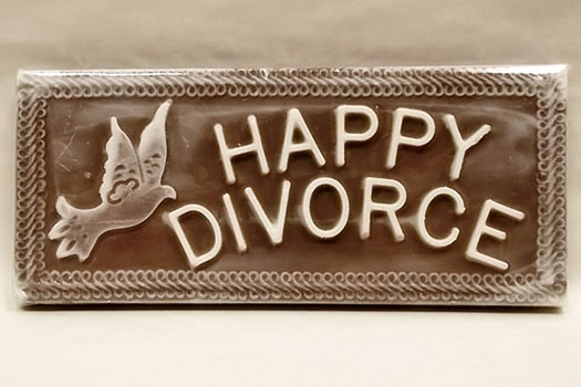 Chocolate greeting cards happy divorce card m4hsunfo