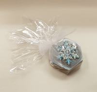 Chocolate Snowflake Box