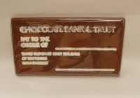 Chocolate Bank of Trust Check
