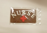 Chocolate Nurse Chocolate Card