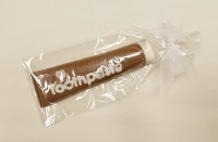 Chocolate Toothpaste Tube
