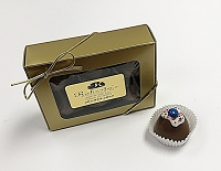 Milk Birthday Cake 6 Piece Truffles