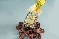 Milk Chocolate Peanut Clusters 1/2lb bag