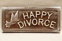 Happy Divorce Chocolate Bar
