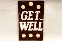 Get Well Chocolate Bar