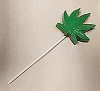 Marijuana Leaf Sucker