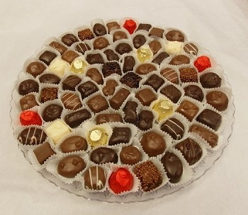 Assorted Chocolate Party Tray