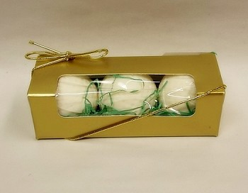 White Chocolate Golf Balls
