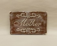 Mother Chocolate Card