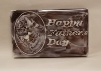 Happy Fathers Day Chocolate Card