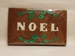 Noel Chocolate Card