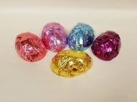 Chocolate Foiled Filled Eggs