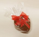 Chocolate Heart Box w/ Bow