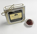 Dark Chocolate Habanero 4 Piece Truffle