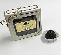 Dark Chocolate 4 Piece Truffles