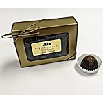 Dark Chocolate Hazelnut 6 Piece Truffles