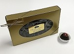 Dark Chocolate Black Forest 12 Piece Truffle