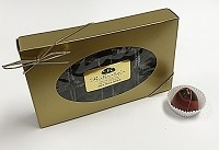 Dark Chocolate Habanero 12 Piece Truffle