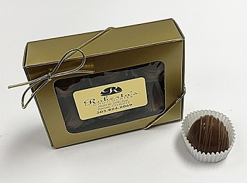 Milk Chocolate 6 piece Truffle