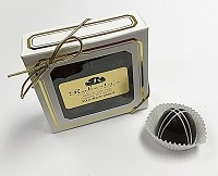 Dark Amaretto Truffle 4 Piece